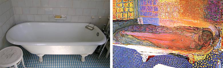 Baignoire Bonnard