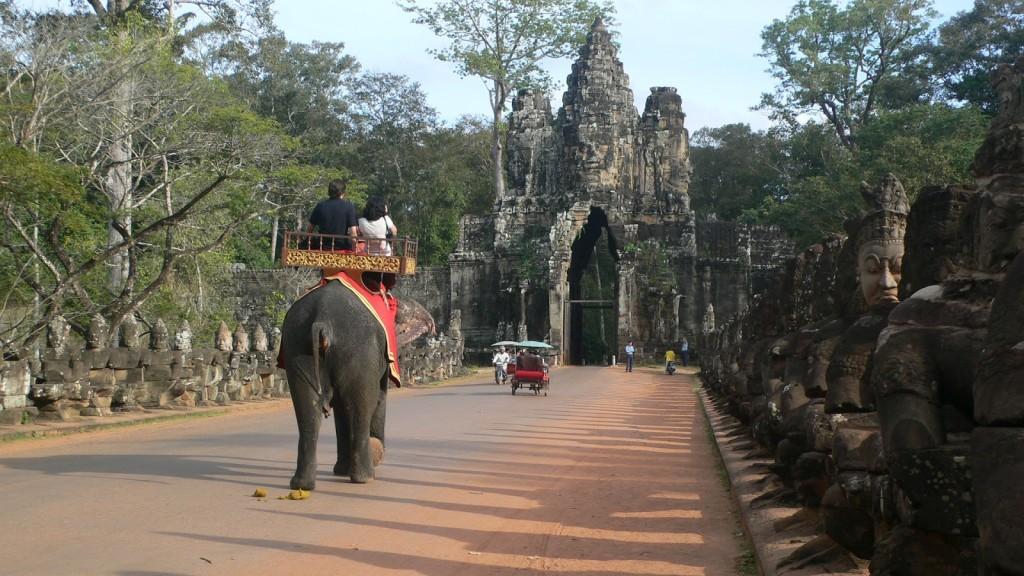 AngkorPorte Sud