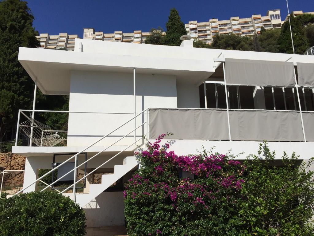 La villa Eileen Gray